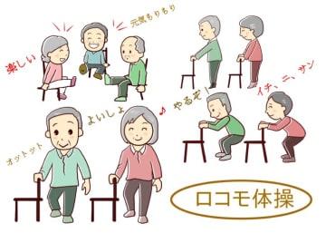 ロコモ予防講演会@保土ケ谷公会堂【定員200人】