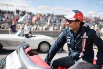 ペレス「ピットストップからコースに戻る位置が全てだった」:フォース・インディアF1アメリカGP日曜