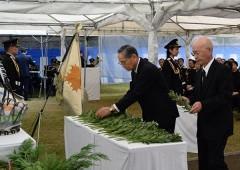 殉職警察官47人の冥福祈る