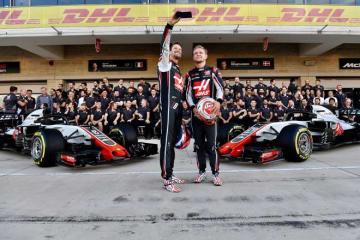 グロージャン「僕らのホームレースだから上手くやりたかった」:ハースF1アメリカGP日曜