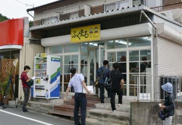 2017年9月に開店した大阪府千早赤阪村の弁当店