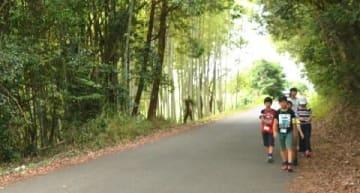 【きょうのテーマ】田原坂で平和を考えた 「戦死した若者にはどんな未来があったんだろう」