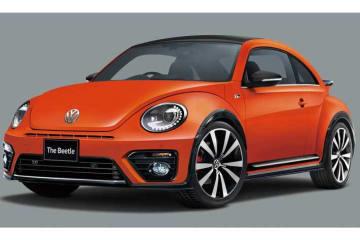 フォルクスワーゲン 「The Beetle」 3グレードの特別仕様車「Meister」シリーズ 販売開始