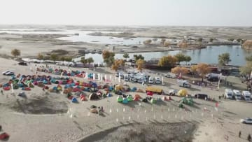 中国スポーツ観光キャンプ大会、新疆で開催
