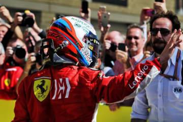 ライコネン、F1アメリカGP優勝もザウバー移籍への情熱は変わらず。「とても興奮しているよ」