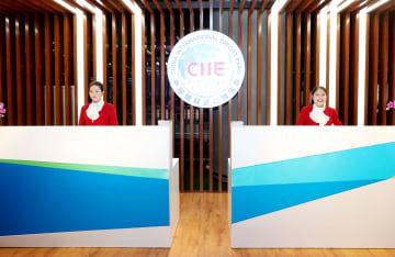 輸入博覧会初のサービスセンター、虹橋空港で業務開始