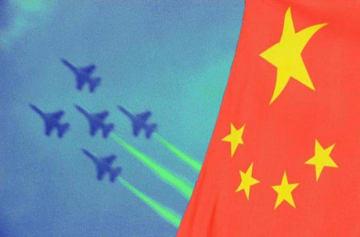 中国軍機の韓国防空識別圏無断進入が11倍に―韓国メディア
