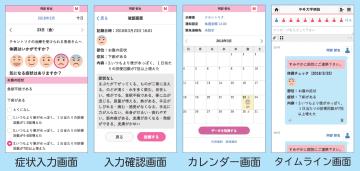 (プレスリリースより)アプリのイメージ