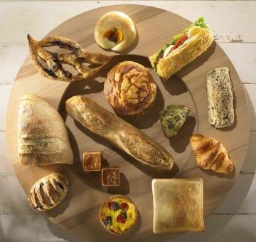 人気店のこだわりパンが集結!新宿小田急デパ地下で「パンヴィレッジ」開催