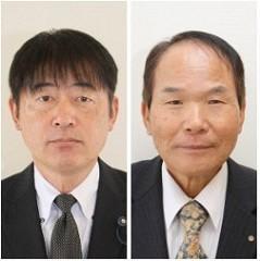 吉備中央町議会議長に黒田氏