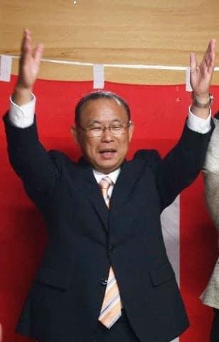 【福岡】井上氏無投票4選 桂川町長選