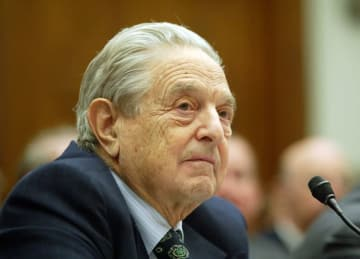 Explosive device found at home of George Soros in New York