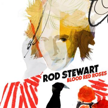 ロッド・スチュワート『ブラッド・レッド・ローゼズ』