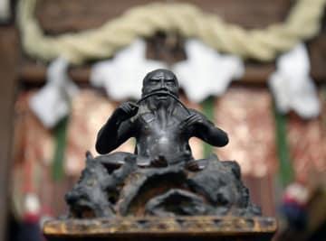 신농상, 오사카에 150년 만에 귀환