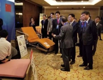 経産省が北京市内で「日中介護サービス協力フォーラム」開催、その他