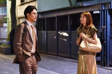 連続ドラマ「獣になれない私たち」第3話のシーンカット=日本テレビ提供