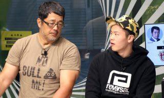 高田統括本部長の「大みそかは出てもらわないと困る」との言葉に、那須川は「もちろん出ます」