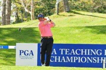 トーナメントプロの資格も持つ内藤裕之にとって今大会は「大事な試合の一つ」 写真・PGA提供