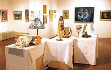 翠嵐会美術展 フェイアートミュージアムヨコハマで11月6日から