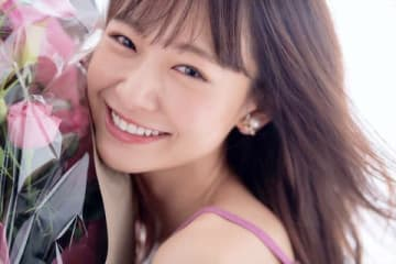女性ファッション誌「Ray」の美容専属モデルを卒業する西川瑞希さん