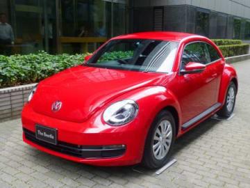 Volkswagen Japan unveils entry-level Beetle Base