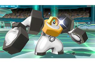 スイッチ『ポケモン Let's Go! ピカチュウ・イーブイ』幻の「メルタン」が『ポケモンGO』連動で進化!「メルメタル」発表