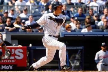 ヤンキースで活躍した松井秀喜氏【写真:Getty Images】