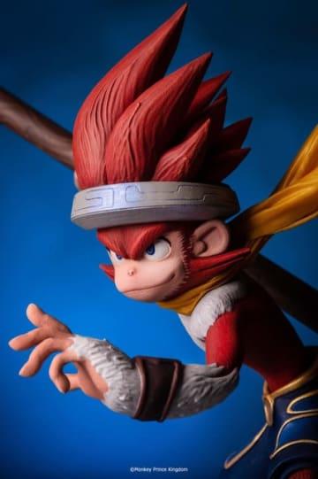 『The Monkey Prince(仮)』※画像は、試作3Dマケットのモックアップを写真撮影したものです