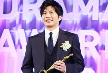 「おっさんずラブ」で「東京ドラマアウォード2018」主演男優賞を受賞した田中圭