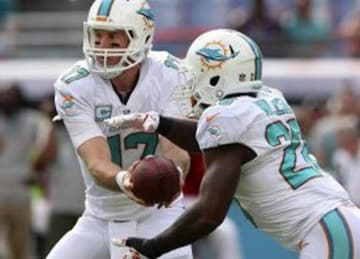 Ryan Tannehill still out for Dolphins vs. Texans