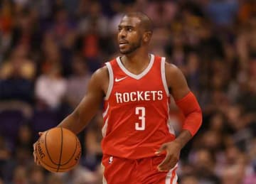 Chris Paul, Rockets beat Hornets for 11th straight win