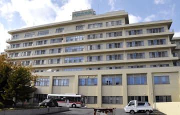 北海道函館市の共愛会病院=26日