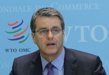 (getty) WTO director general
