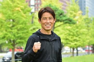 前サッカー日本代表監督の西野朗、JALホノルルマラソンに挑戦