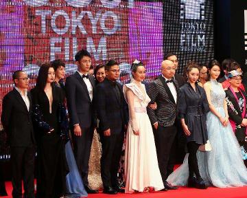 第31回東京国際映画祭開幕 中国の2作品がコンペ部門に