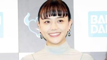 「魂ネイション2018」のオープニングセレモニーに登場した松井愛莉さん