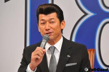 2016年に現役を引退した三浦大輔氏がコーチで復帰【写真:篠崎有理枝】