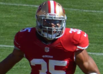 49es safety Eric Reid signs with Panthers
