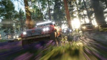 オープンワールドレーシング『Forza Horizon 4』最長約64キロのコース設定が可能なルートクリエイターが実装!
