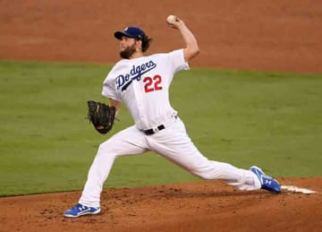 Clayton Kershaw, Dodgers win World Series Game 1 vs. Astros