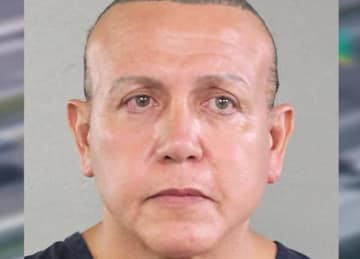 Florida suspect Cesar Sayoc arrested for pipe bomb packages to Democrats