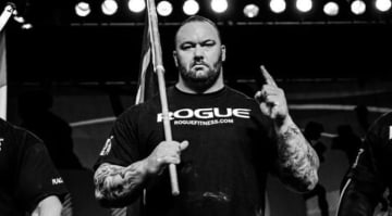 Hafthor Bjornsson, AKA The Mountain On 'Game Of Thrones,' Sets World Deadlift Record