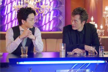 連続ドラマ「ドロ刑 警視庁捜査三課」第3話のシーン=日本テレビ提供