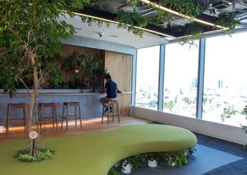 アマゾンジャパンが目黒セントラルスクエアの新オフィスを公開