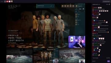 Twitch、最大4人による同時配信を1画面で見られる「Squad Stream」発表!年内テスト実装予定