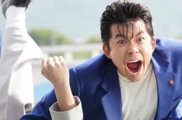 連続ドラマ「今日から俺は!!」第3話の一場面=日本テレビ提供
