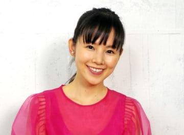 初のメジャーアルバム「Here We Go」をリリースした小西真奈美さん