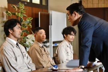 連続ドラマ「下町ロケット」第3話の場面写真 (C)TBS