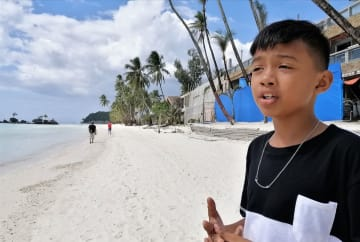 Philippines cleans up, wants to preserve Boracay for future generations+