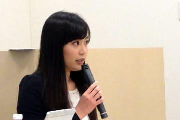 フリーアナウンサーの松本圭世さん